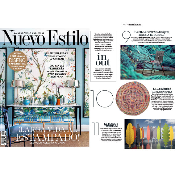 Balade Carpet on Nuevo Estilo October 2019