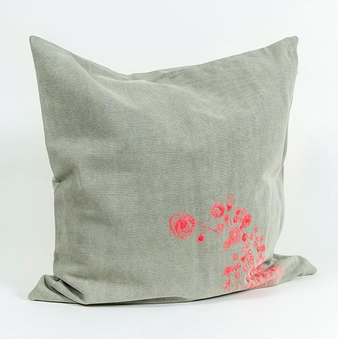 Hand Embroidered Cushions