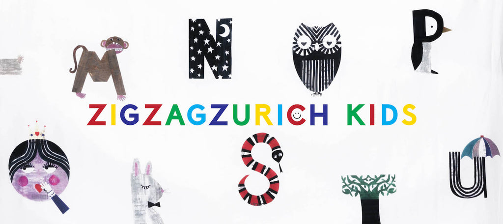 ZigZagZurich Kids Bedding and Kinderbettwäsche