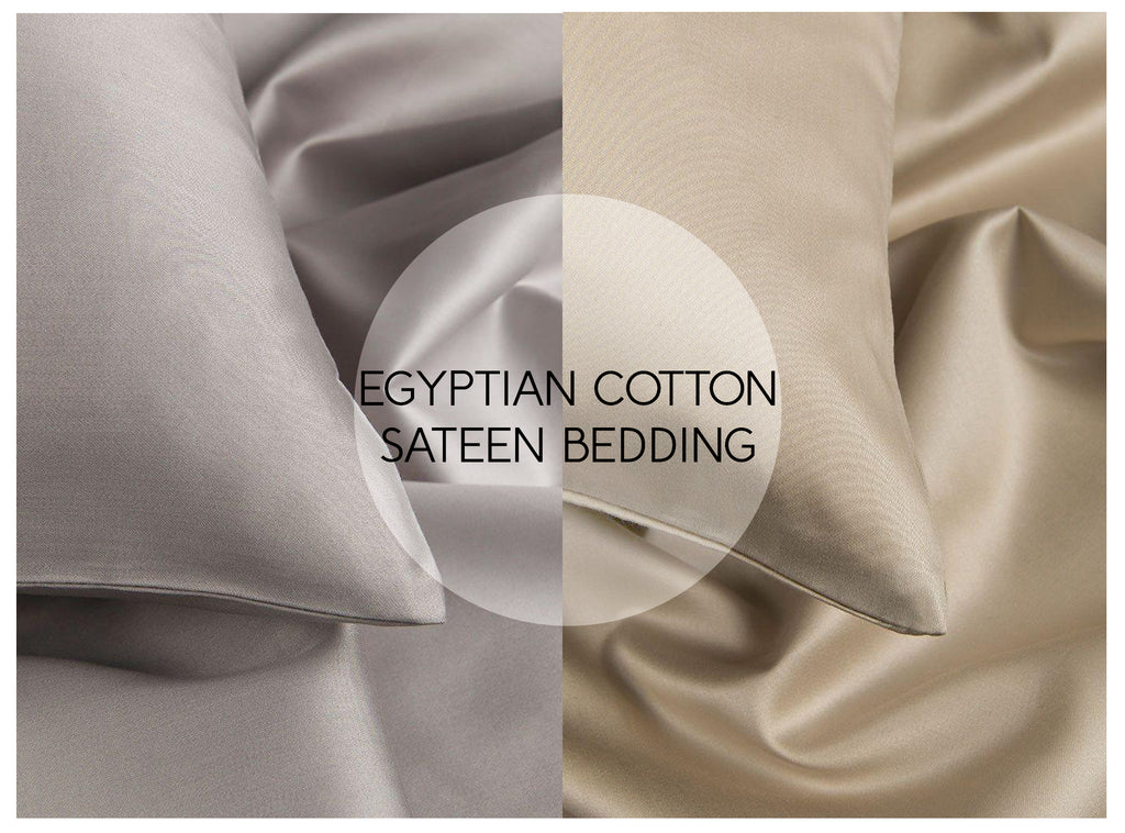 Egyptian Cotton Sateen