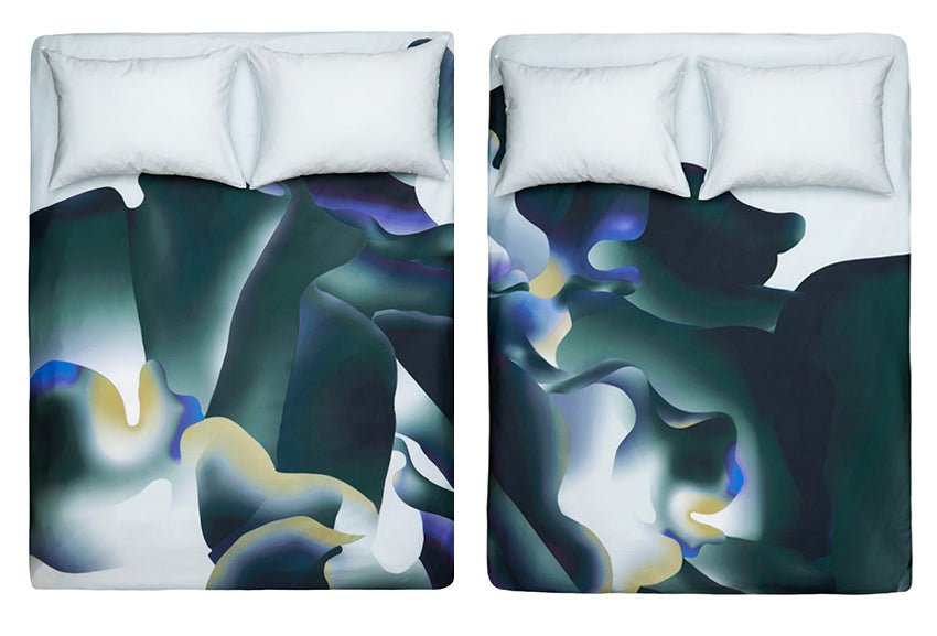 Sobros bedding by Julia Heuer