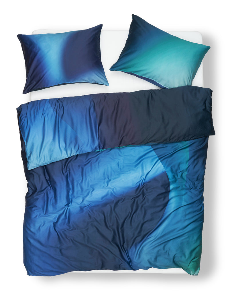 Northern Lights Artist Duvet Covers / Pillows by Celine Cornu