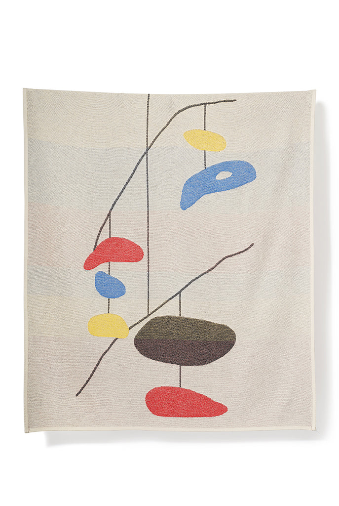 Balance Cotton Blankets & Throws by Denise Carbonell
