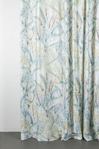 "Garden of Eden Artist Cotton Curtains 300cm /118""Wide by Sophie Probst"