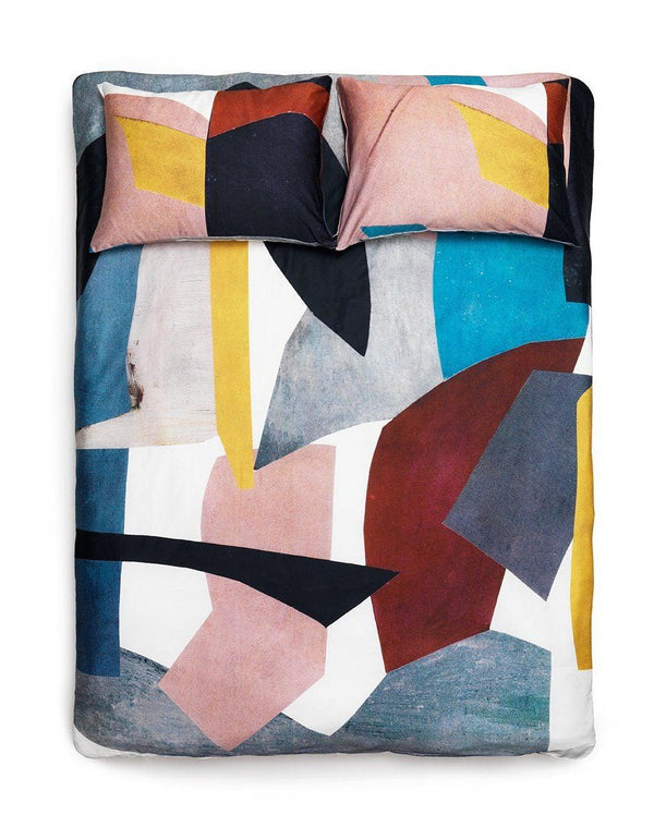 Artist & Designer Bedding Collection - Casso - Artist Duvet Covers And Pillows By B.D. Graft