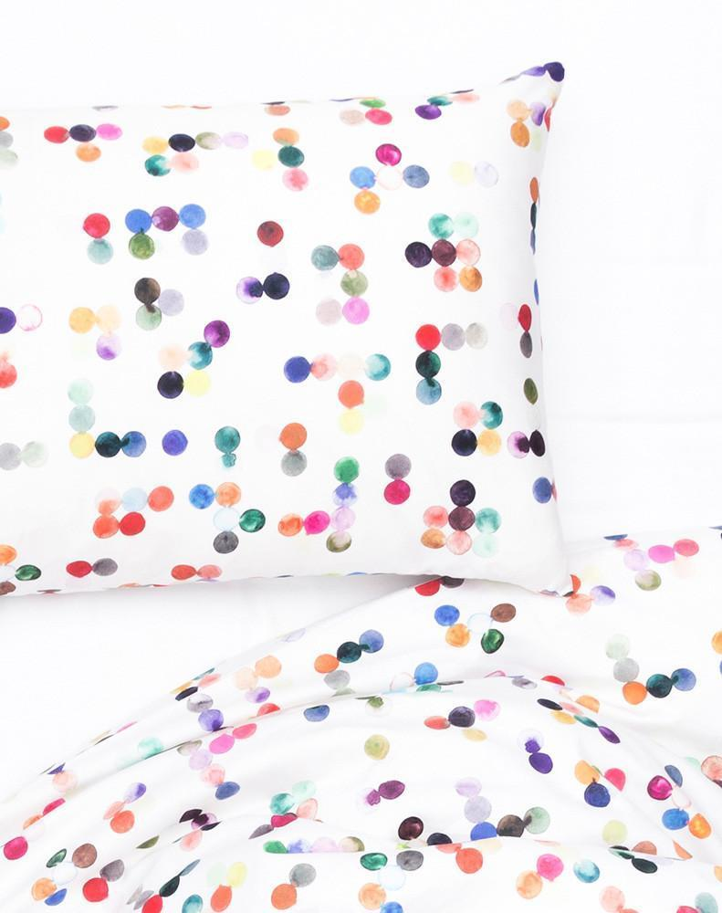 Artist & Designer Bedding Collection - Dotty Artist Duvet Covers And Pillows By Sophie Probst