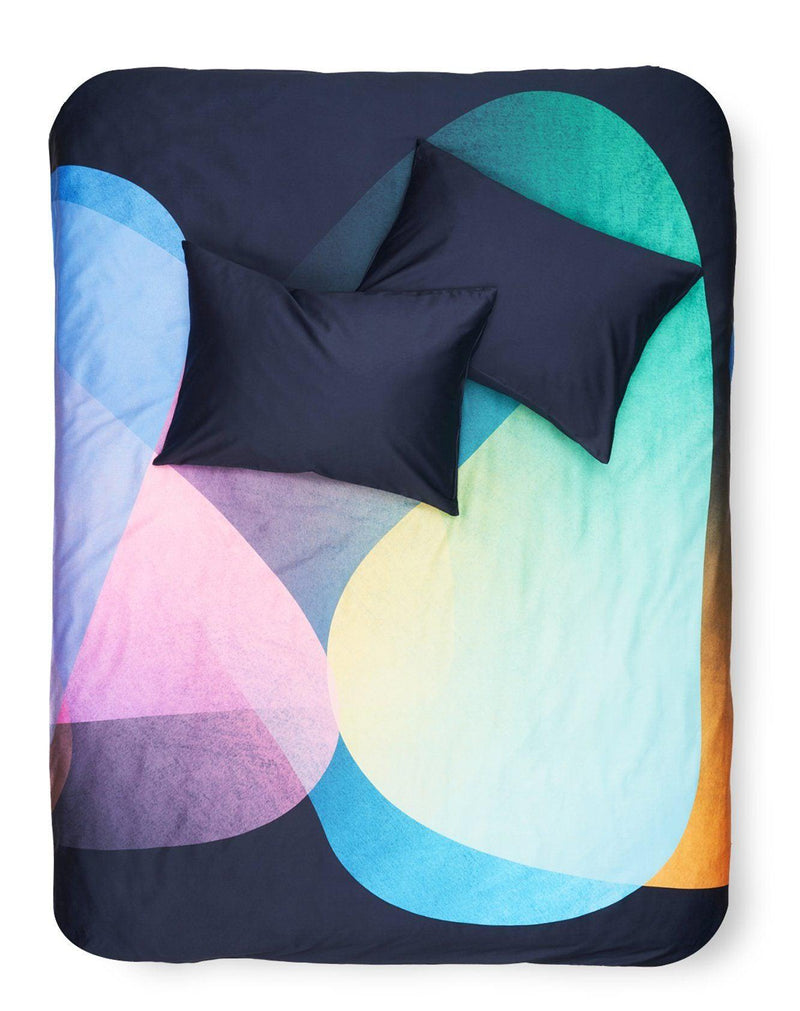 Artist & Designer Bedding Collection - Edge Wise Artist Duvet Covers / Pillows By Thedor Erkamps Kuenstler Bettwaesche