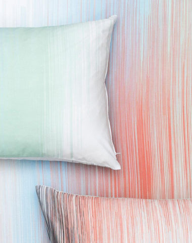 Interferences Artist Duvet Covers and Pillows by Laura Knoops