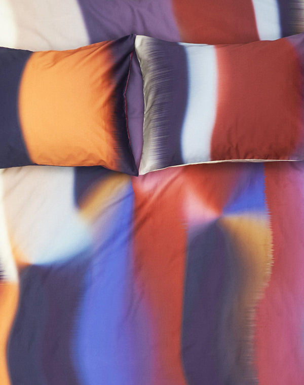 Artist & Designer Bedding Collection - Layered Artist Duvet Covers / Pillows By Sophie Probst Kuenstler Bettwaesche