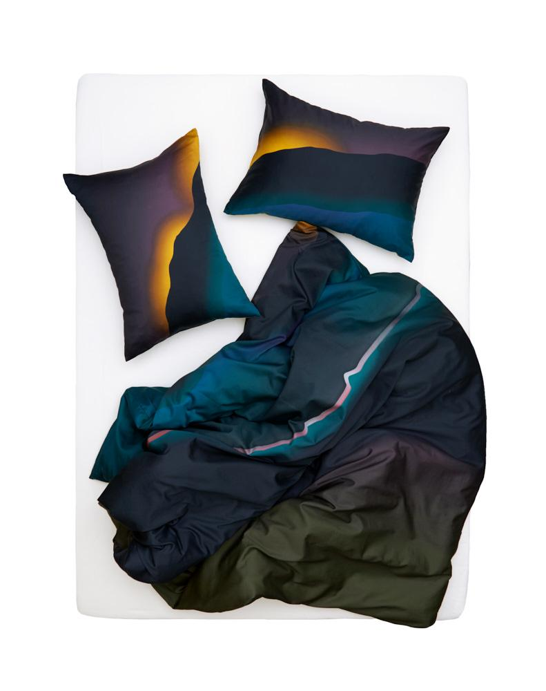 ZigZagZurich Artist & Designer Bedding Collection - Morena Artist Duvet Covers And Pillows By Julia Heuer