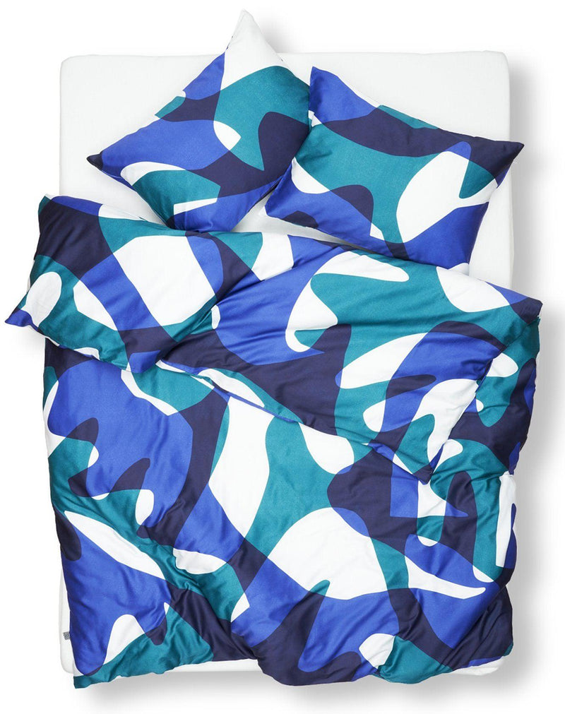 Artist & Designer Bedding Collection Kuenstler Bettwaesche - Mosso One Artist Duvet Covers / Pillows By Studio Surface Service