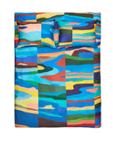 ZigZagZurich Artist & Designer Bedding Collection - Panoramas Artist Duvet Covers And Pillows By Roland Schär