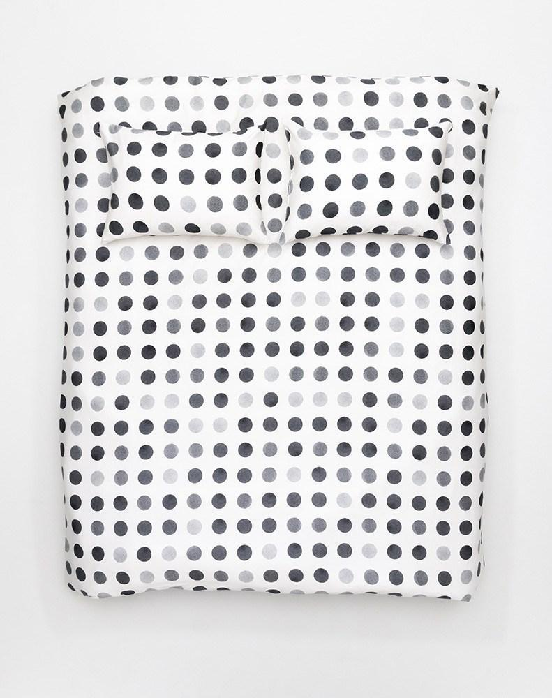 Point of Circles Artist Duvet Covers and Pillows by Caitlin Foster - ZigZagZurich  - 3