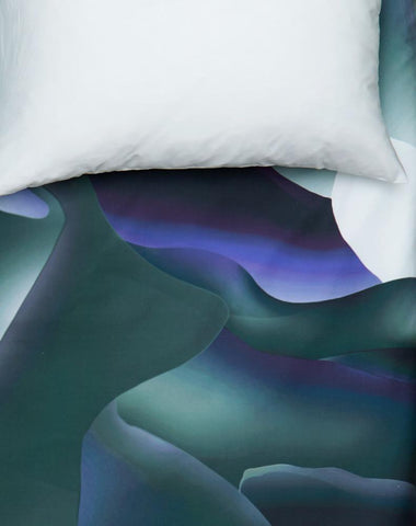 Sobros - Artist Duvet Covers and Pillows by Julia Heuer