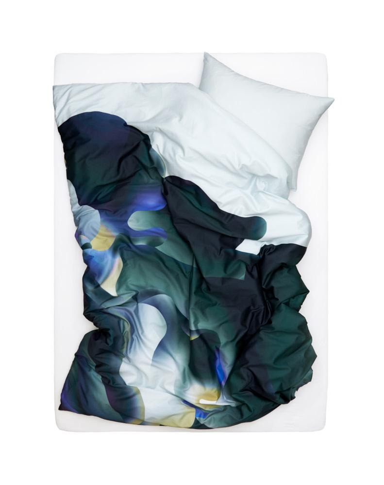 ZigZagZurich Artist & Designer Bedding Collection - Sobros Artist Duvet Covers And Pillows By Julia Heuer