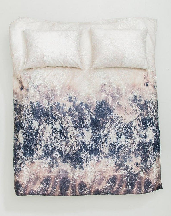 Artist & Designer Bedding Collection - Stormclouds Artist Duvet Covers And Pillows By Carmen Boog