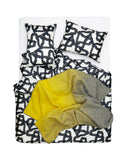 ZigZagZurich Artist & Designer Bedding Collection - Strokes Artist Duvet Covers And Pillows By Roland Schär
