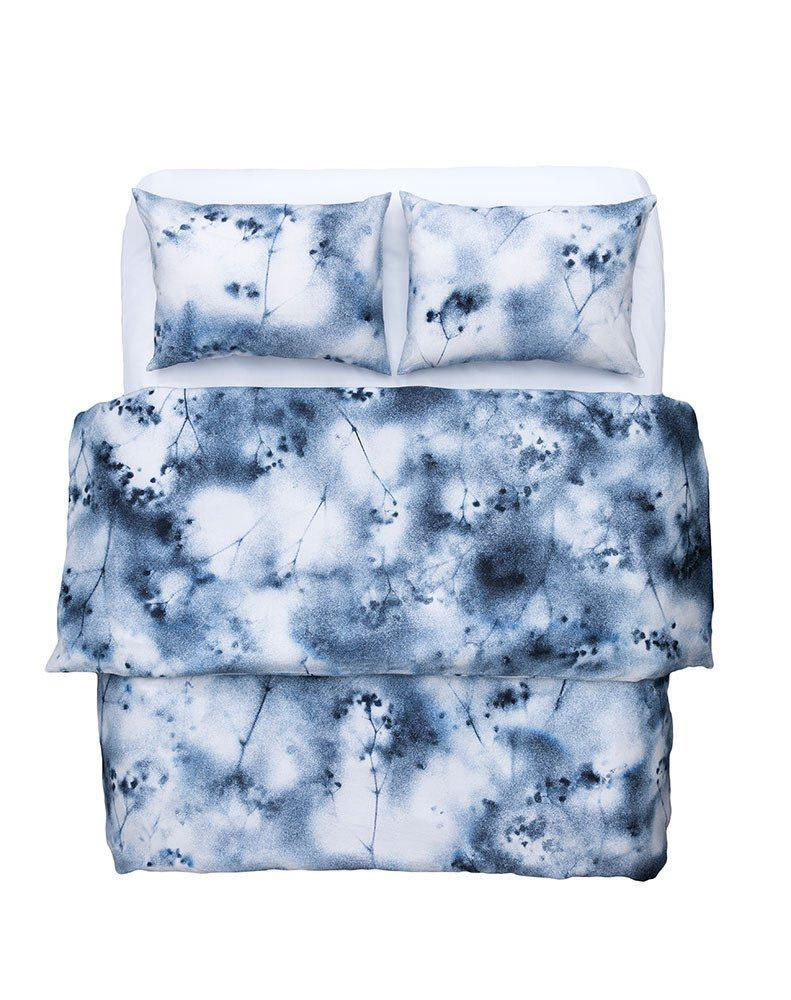 Artist & Designer Bedding Collection - Tag Collection: Baby's Breath Duvet Covers And Pillows By Moonish