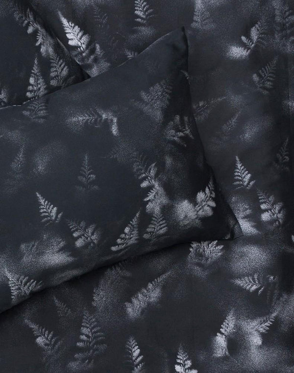 Artist & Designer Bedding Collection - Tag Collection: Ferns Artist Duvet Covers And Pillows By Moonish