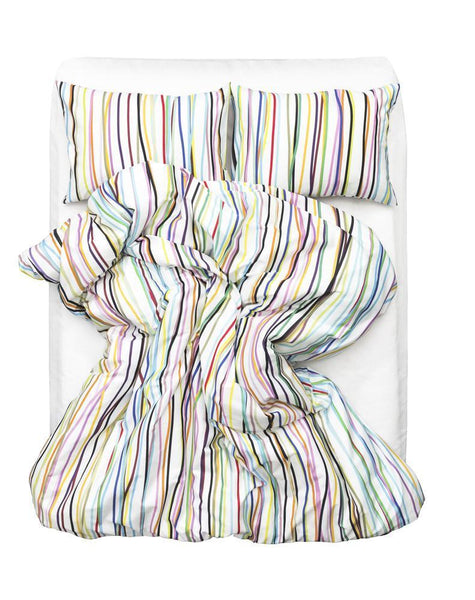 Artist & Designer Bedding Collection - Tangled Artist Duvet Covers And Pillows By Kapitza Studio