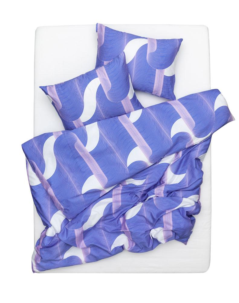 Artist & Designer Bedding Collection - The 1973 Print Artist Duvet Covers And Pillows By Amelia Graham