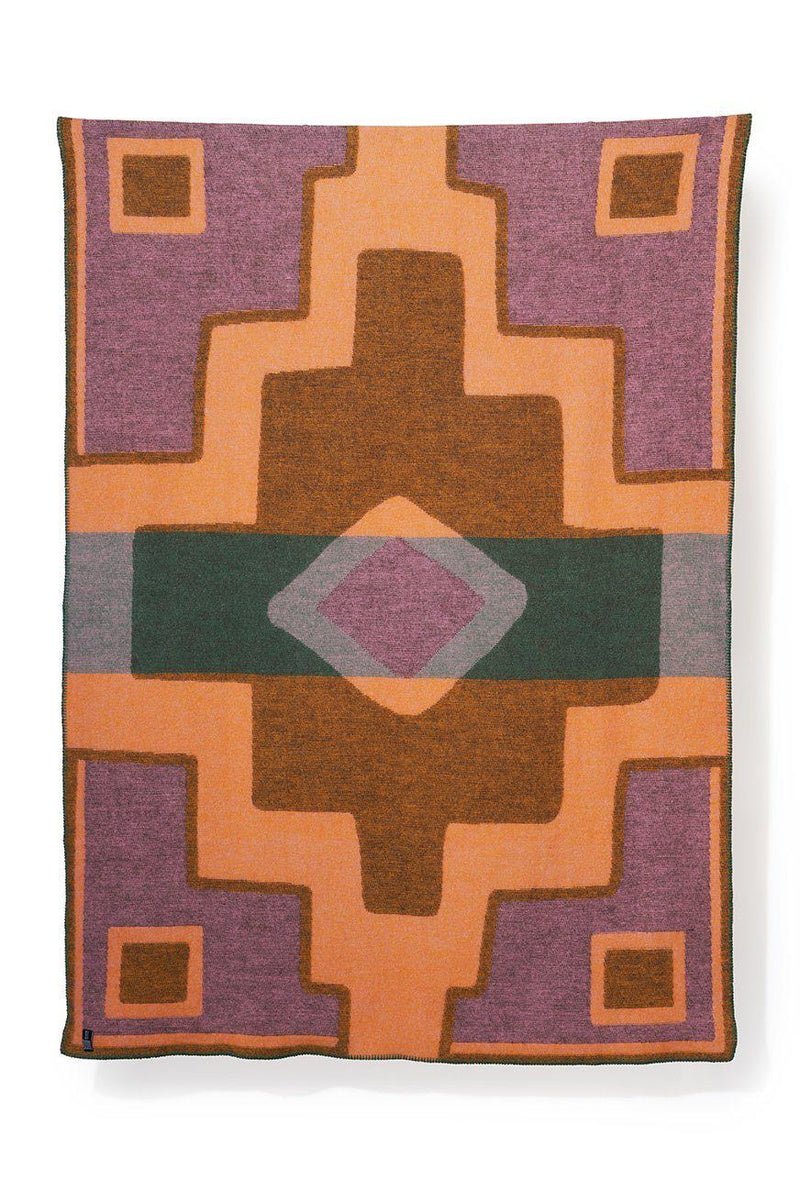Artist Wool Blankets - Hasani Two Wool Blanket By Michele Rondelli Kuenstler-Wolldecke