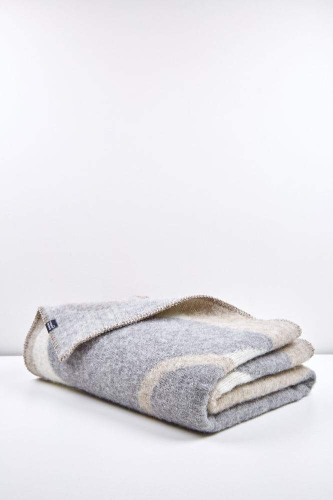 Artist Wool Blankets - Hereos Wool Blanket By Michele Rondelli