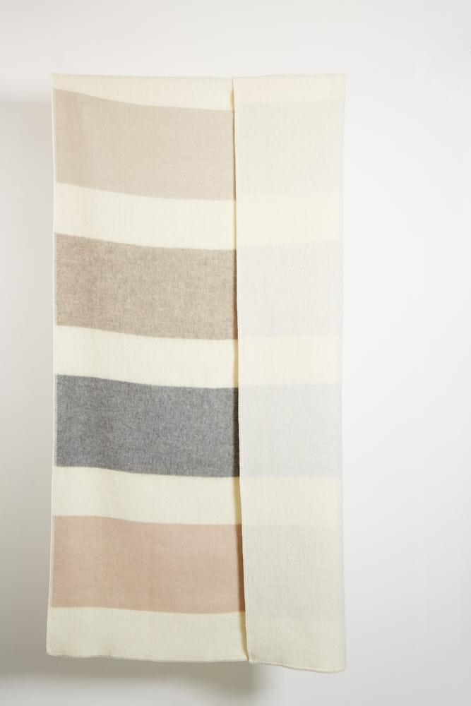 Artist Wool Blankets - The Pedestrians Iv Wool Blanket By Michele Rondelli