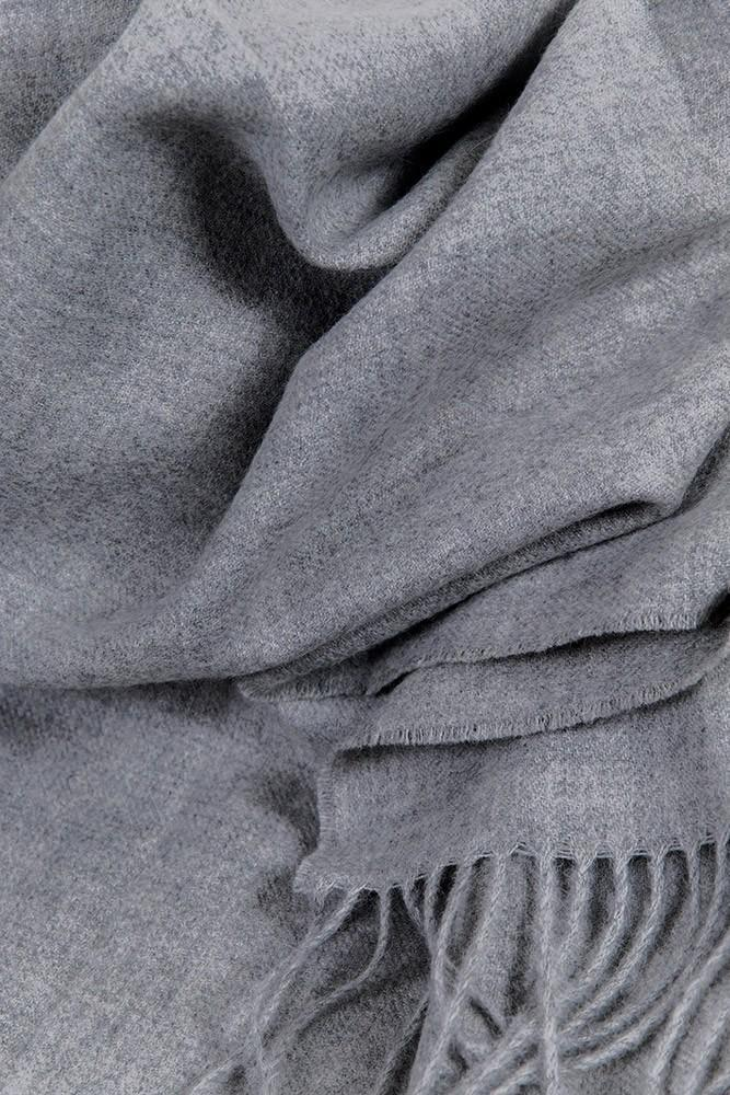 Baby Alpaca Throws - Grey XL Baby Alpaca Throws & Shawls 200cm / 78""