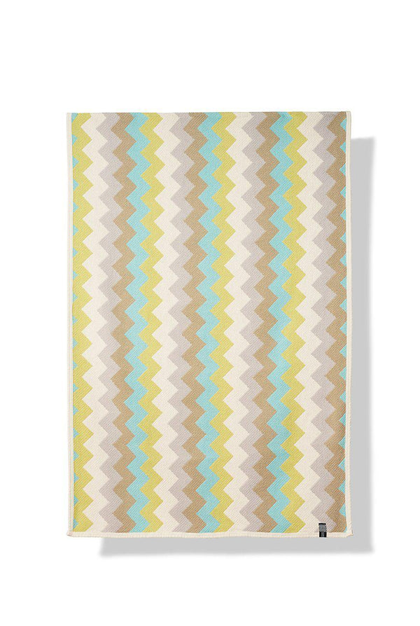 Beach Towels / Mini Blankets - ZZZ Two Cotton Beach Towels / Mini Blankets - By Michele Rondelli