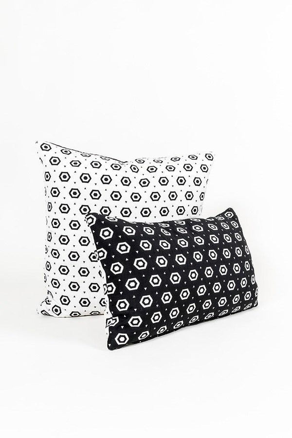 CoopDPS Cushions - CoopDPS Europa Pillows/Cushions By Nathalie Du Pasquier & George Sowden