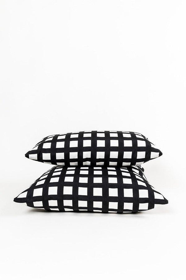 CoopDPS Cushions - CoopDPS Gate Pillows/Cushions By Nathalie Du Pasquier & George Sowden