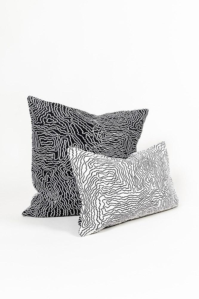 CoopDPS Pillows & Cushions - CoopDPS Earth Cushions By Nathalie Du Pasquier & George Sowden