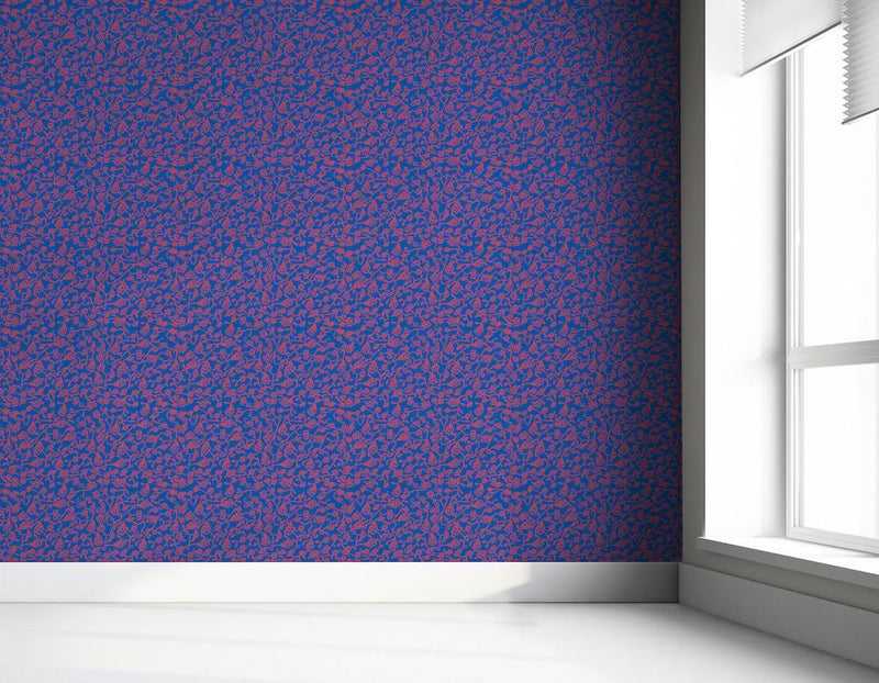 CoopDPS Wallpaper / Wallcovering - CoopDPS 'Flower XS' Wallpaper