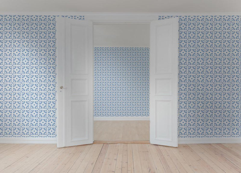 CoopDPS Wallpaper / Wallcovering - CoopDPS Mosaic Wallpaper