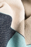 Cotton Blankets & Throws - Flagged Cotton Blankets & Throws By Michele Rondelli
