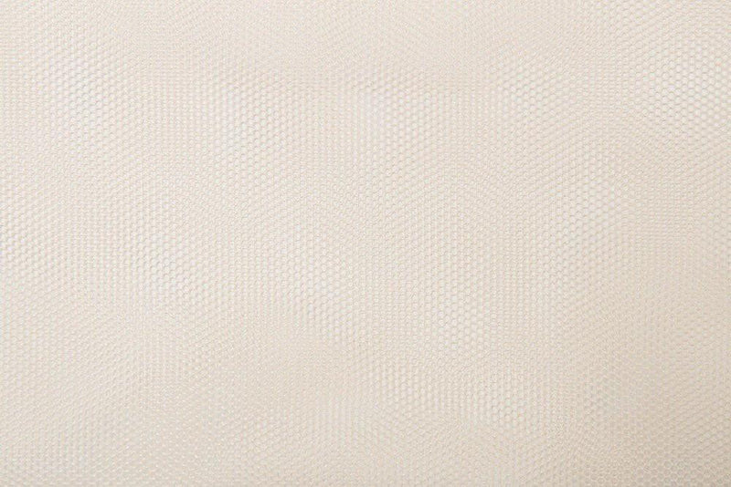 "Extra Wide Sheer Tulle Curtains - Beige Sheer Tulle Curtains 300cm /118""Wide"