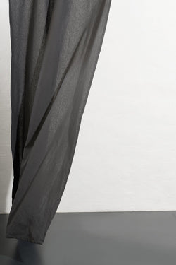 Hanfvorhaenge Hemp Curtains - Cannab Hemp And Organic Cotton Curtains - Anthracite 11