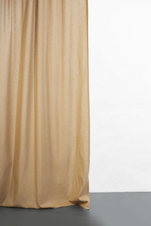 Hanfvorhaenge Hemp Curtains - Cannab Hemp And Organic Cotton Curtains - Beige 03