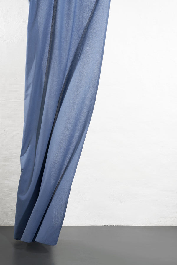 Hanfvorhaenge Hemp Curtains - Cannab Hemp And Organic Cotton Curtains - Indigo 10