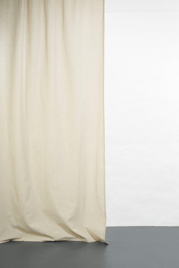 Hanfvorhaenge Hemp Curtains - Cannab Hemp And Organic Cotton Curtains - Natural 02