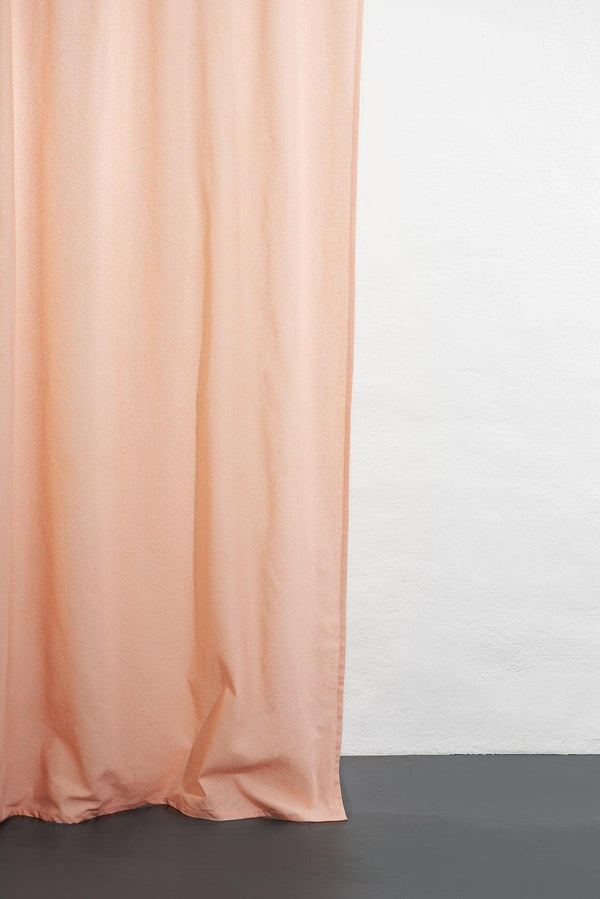 Hanfvorhaenge Hemp Curtains - Cannab Hemp And Organic Cotton Curtains - Rose 07