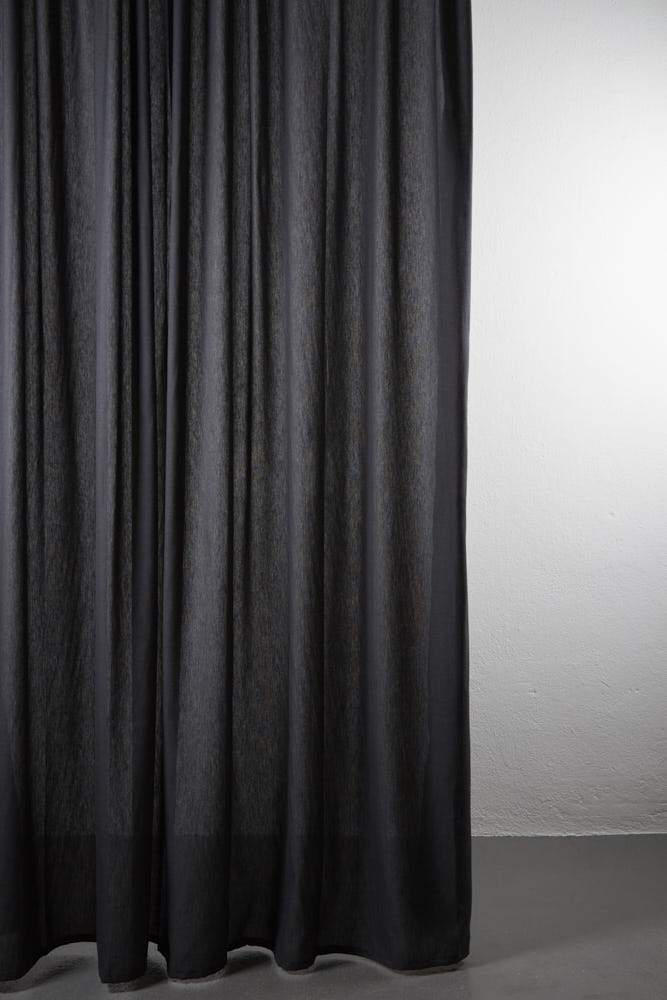 "Outdoor Curtains - Shade Outdoor Curtain - Extra Wide 300cm /118"" Anthracite 12"
