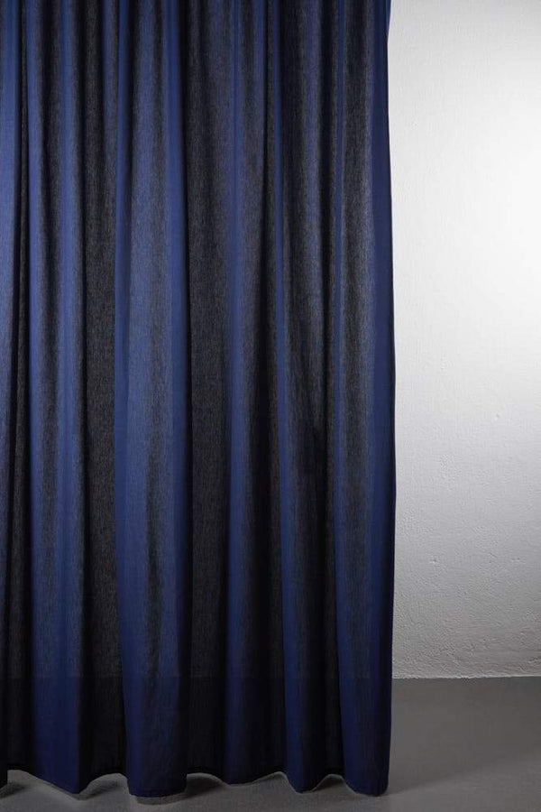 "Outdoor Curtains - Shade Outdoor Curtain - Extra Wide 300cm /118"" Blue 10"