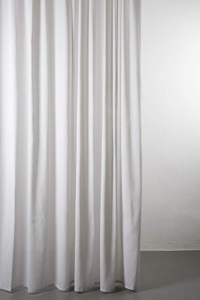 "Outdoor Curtains - Shade Outdoor Curtain - Extra Wide 300cm /118"" Light Grey 06"