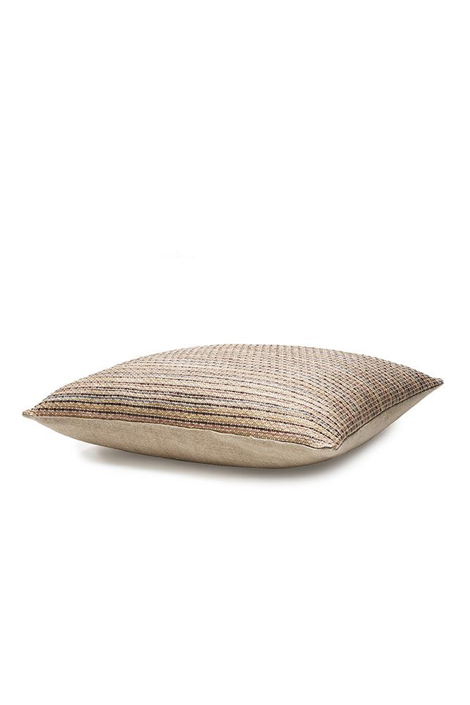 Raffia Cushions & Pillows - Ipanema Raffia Pillows And Cushions - Col. Ocre / Brown