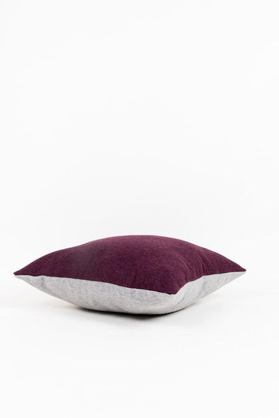 Bonnie & Clyde Recycled Wool Pillows and Floor Cushions - ZigZagZurich  - 1