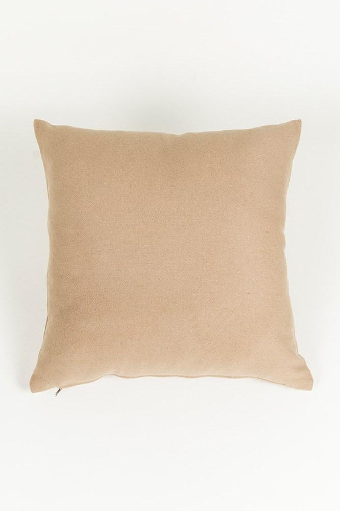 Bonnie Recycled Wool Pillows and Floor Cushions - ZigZagZurich  - 1