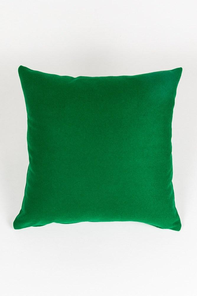 Recycled Wool Pillows & Cushions - Bonnie Recycled Wool Pillows And Floor Cushions