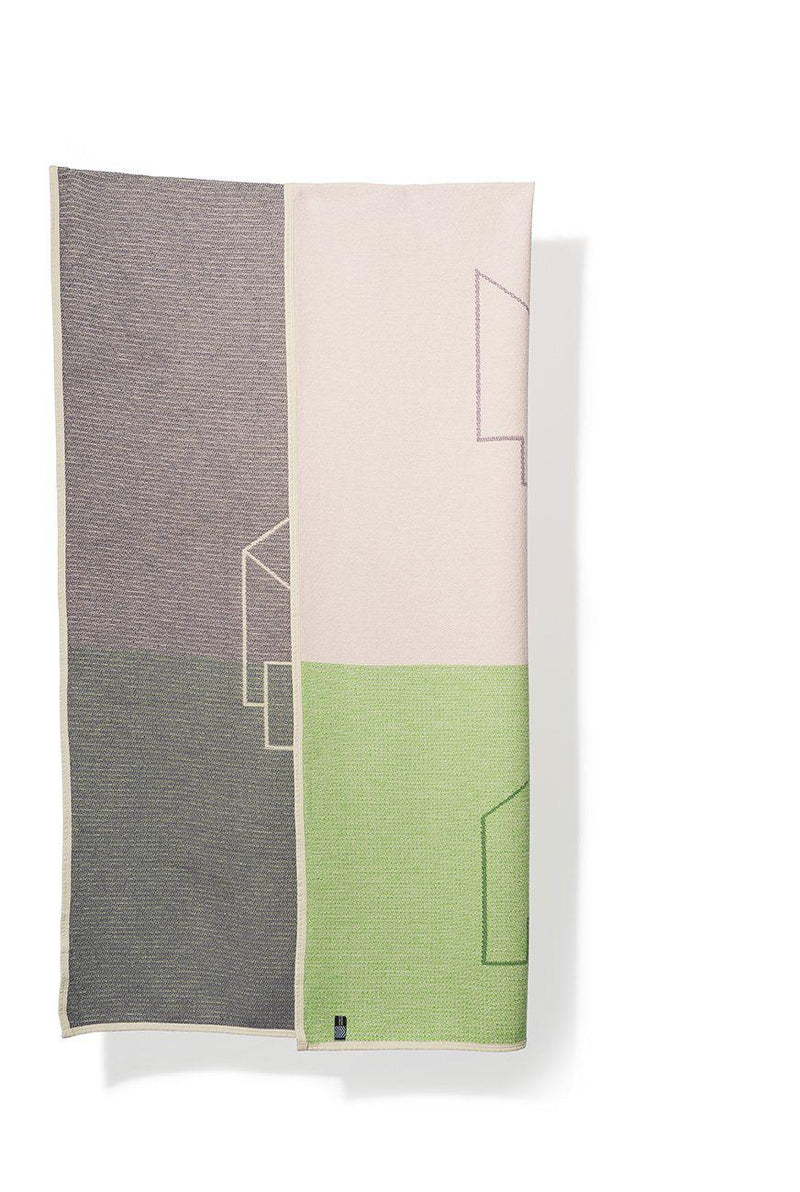 Summer Cotton Throws & Towels - A To B Blankets & Throws By Yanyi Ha